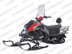 TAOTAO Snow Fox 200 | Snowmobile