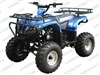 "TaoTao/Tao Motor F125, ATA125F1 | CA Legal | 21""/20"" Tires, Semi-Auto ATV"