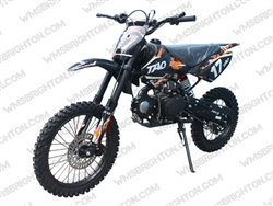"TaoTao/Tao Motor DB17 | CA Legal | 17""/14"" Wheels, Full Manual, Kick Start Dirt Bike"