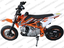 "TaoTao/Tao Motor DB20 | CA Legal | 10"" Wheels, Full Auto, Electric Start Dirt Bike"