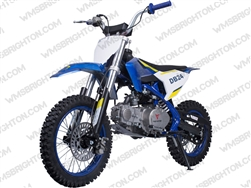 "TaoTao/Tao Motor DB24 | CA Legal | 14""/12"" Wheels, Semi Auto, Kick Start Dirt Bike"