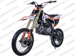"TaoTao/Tao Motor DBX1 | CA Legal | 17""/14"" Wheels, Full Manual, Kick Start Dirt Bike"