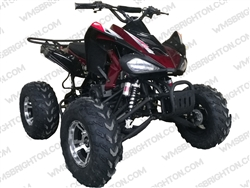 "Vitacci Cougar Sport 200 | 21""/20"" Tires, Full Auto ATV"