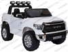 Toyota Tundra | 12V Kids Battery Operated Ride-On Truck w/ Remote Control, LED Lights, Player & Aux