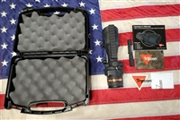 Trijion ACOG TA648-308 6x48 Red Chevron