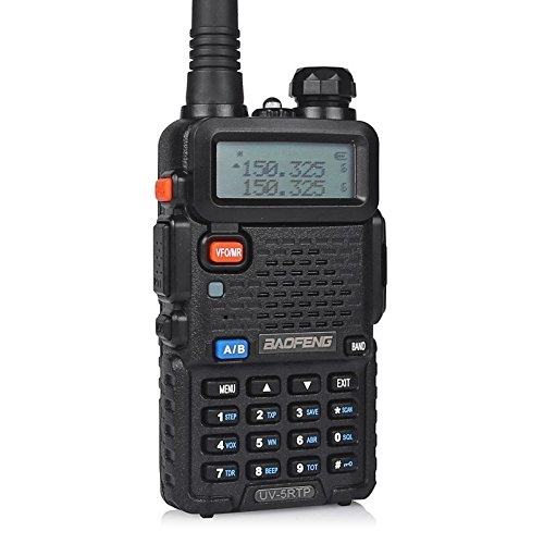 Baofeng UV-5RTP V/UHF Dual Band 2m/70cm Transciever TriPower 8W HP Two-Way Radio