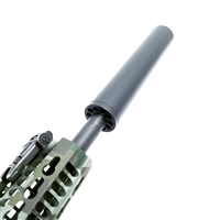 Black Aces Tactical Pro Series 56 PoBoy Suppressor