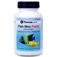Fish Mox (Amoxicillin) 500mg 100ct
