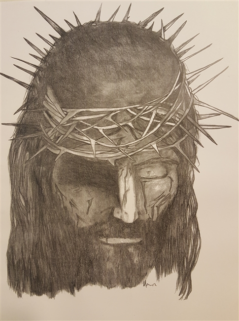 Jesus by Hostile Ink