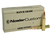 Nosler Ammunition 5.56 77 grain