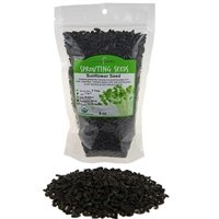 Organic Sunflower Sprouting Seeds