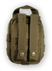 600D Compact IFAK Rip-Away Pouch (tan)