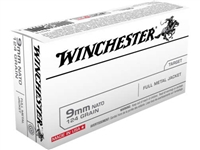 Winchester 9mm 124gr