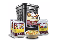 Wise Entree only G&G Bucket 120 Servings