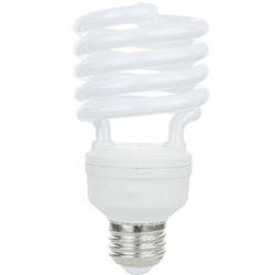 PL30SE/50K 30W 5000K MINI COIL LIGHT E26 BASE, PL30SE/50K 30W 5000K MINI COIL LIGHT E26 BASE, SPIRAL BULB, COIL BULB, COIL, CFL, ENERGY SAVING BULB, FLUORESCENT RETROFIT