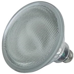 SL20PAR38/30K 20W 3000K  CFL PAR38 COIL LIGHT, 20W CFL PAR38 FLOOD, 20W CFL OUTDOOR PAR38 FLOOD