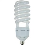 SL85/30K 85W 3000K COIL LIGHT E26 BASE, SL85/30K, SL85 WATT 30 KELVIN CFL