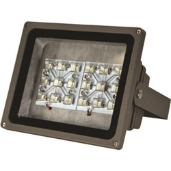 Eiko FLM-3C-N-U 45 Watt LED Mini Flood, Eiko #08992, LED Flood #08992, Litespan LED Flood #08992, FLM-3C-N-U