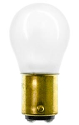 #1076IF Frosted Miniature Bulb Ba15d Base, FROST S8 DC BAY 12.8V 1.8A 32CP, 1076IF, #1076IF, #1076IF Miniature, #1076IF Bulb, #1076IF Lamp, #1076IF Indicator