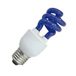 PL11SE/BLUE/120V BLUE COIL LIGHT
