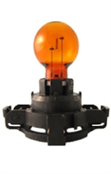 12190 PY24W Automotive Bulb PGU20-4 Base, #12190 Amber Automotive Bulb, PY24W Bulb, Eiko#07862, Philips #12190
