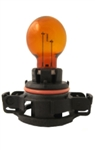 12275 Automotive Bulb PG20-2 Base, G-6 E18 PSY19W 12V PG20/2 NATURAL AMBER, 12275NAC1