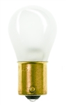 #1665IF Inside Frost Miniature Bulb Ba15s Base, S8 SC BAY 28V .8A 21CP FROSTED, 1665IF, #1665IF, #1665IF MINIATURE, #1665IF BULB, #1665IF LAMP, #1665IF INDICATOR