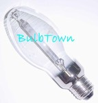 LU50/MED/CL 50 WATT CLEAR HPS E26 BASE , LU50/MED, C50S68/M, LU50/MED, LU50/MED, 50 WATT CLEAR HIGH PRESSURE LAMP (LU) MEDIUM BASE