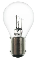 #3015 Miniature Bulb Ba15d Base, S11 DC BAY 5.5/5.5V 2.1/.86A 14/3.6CP, , #3015, 3015, #3015 Bulb, #3015 Miniature, #3015 Lamp, #3015 Miniature Lamp, #3015 Indicator