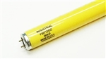 F20T12/GO 20 Watt T12 Gold Fluorescent G13 Base,#30515-SU,