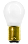 #308IF Miniature Bulb Ba15d Base, S8 DC BAY 28V .67A 21CP FROSTED, 308IF, #308IF, #308IF MINIATURE, #308IF LAMP, #308IF BULB, #308IF INDICATOR, INSIDE FROSTED #308 MINIATURE BULB