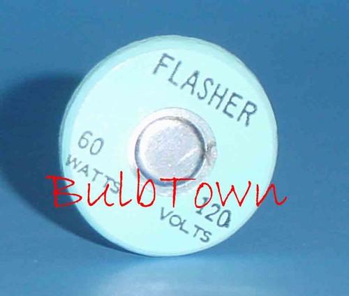 Bp1008 Flasher Button Bulb Flasher Light Bulb Flasher Bulb Flasher Disc Lamp Flasher Lamp