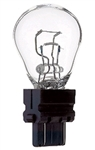 #3157 (P27/7W) Miniature Bulb D.F. Plastic Wedge Base,S-8 Wedge 12.8V 32/3CP,#3157 Miniature Bulb, #3157, 3157, #3157 Bulb, #3157 Miniature, #3157 Lamp, #3157 Miniature Lamp, #3157 Miniature Lamps, #3157 Indicator, EIKO# 40610,#3157 Automotive Bulb
