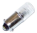 38-1016 Bulb Only Clear 125V, #38-1016 bulb