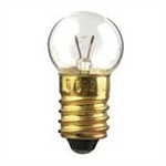 #407 MINIATURE BULB E10 BASE, 407, #407, #407 BULB, #407 LAMP, #407 MINIATURE, #407 INDICATOR, EIKO# 40698