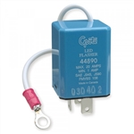 Grote 44890 Variable Load LED Flasher, CEC EF33RL, Napa # EL13L1, CarQuest #FSHEF33RL, Grote  #44890 Automotive Flasher