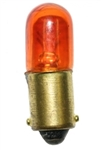 #44O Orange Miniature Bulb Ba9S Base, 44O, #44O, #44O Miniature, #44O Miniature Lamp, #44O Bulb, #44O Lamp, Orange T3 1/4 M Bay 6.3V .25A .9CP,#44-O Miniature Bulb,#44-O Mini Bulb,#44-O Mini Lamp,#44-O Automotive Bulb,#44-O Automotive,CEC #44O Miniature