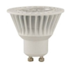 LED6.5MR16/50L/FL/830 GU10 Base, 6.5 Watt LED MR16, Dimmable 3000K LED MR16, NaturaLED #4566 LED MR-16