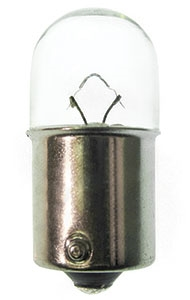 5007 R5w Miniature Bulb Ba15s Base