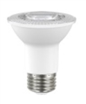 LED8PAR20/50L/FL/950 E26 Base, 8 Watt LED PAR-20 5000K E26 Base, Dimmable LED PAR20 Bulb 5000K, NaturaLED #5925 LED PAR20