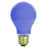 25A19/CERAMICBLUE/120V E26 Base