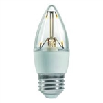 LB11/2/827/E12 LED Filament Style Bulb E12 Base, #79942, Filament Style LED Candle Lamp,LB11/2/827/E12-61