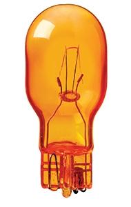 904a Amber Miniature Bulb Glass Wedge Base Amber T5 Wedge 13 5v 69a 4cp 904a 904a 904a