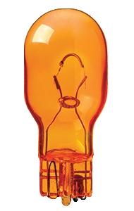 921na Natural Amber Miniature Bulb T5 Wedge 12 8v 1 4a
