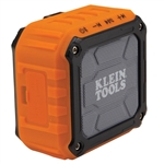 Klein Tools Wireless Jobsite Speaker, Klein Cat. No.  AEPJS1, AEPJS1, Klein Wireless Speaker #AEPJS1