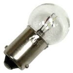 #455 Miniature Flasher Bulb Ba9S Base, 455, #455, #455 BULB, #455 MINIATURE, #455 LAMP, EIKO #40720