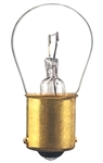 #1295 Miniature Bulb Ba15s Base, S8 SC BAY 12.5V 3.0A 50CP,#1295, 1295, #1295 MINIATURE, #1295 BULB, #1295 LAMP, #1295 MINIATURE LAMP, #1295 INDICATOR, EIKO# 40246