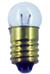 #458 Miniature Bulb E10 Base, G3 1/2 M SCRW 1.5V .20A .12CP, 458, #458, #458 MINIATURE LAMP, #458 MINIATURE, #458 BULB, #458 LAMP, #458 INDICATOR