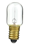 #500 MINIATURE BULB E10 BASE, T4 1/2 M SCREW 9.84V .5A 4.6CP, 500, #500, #500 MINIATURE LAMP, #500 MINIATURE, #500 BULB, #500 LAMP, #500 INDICATOR