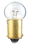 #503 Miniature Bulb Ba9S Base, G4 1/2 M BAY 5.1V .15A .6CP, 503, #503, #503 BULB, #503 MINIATURE, #503 LAMP, #503 INDICATOR, EIKO #40752